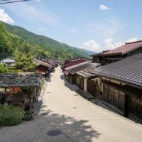 長野市と奈良井宿