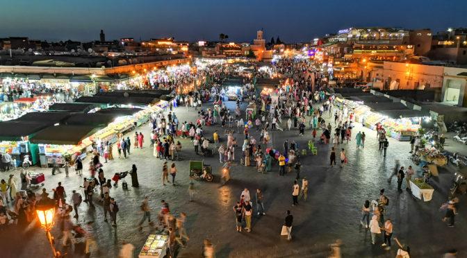 モロッコ(2019)